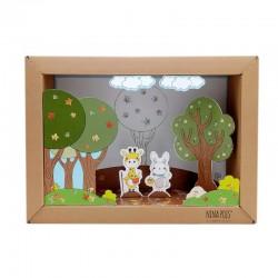Box Bosco-Ticco Coniglio