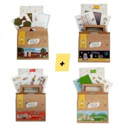 Maxi Set 4 Box3d
